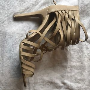 Jessica Simpson nude KYTE strappy heel